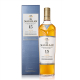 WHISKY 15 THE MACALLAN TRIPLE CASK .700